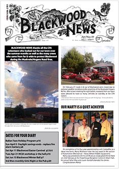 April May 2009 cover