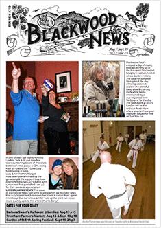 August September 2009 cover