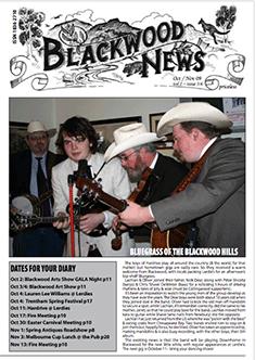 October November 2009 cover