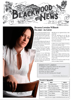 August September 2010 cover