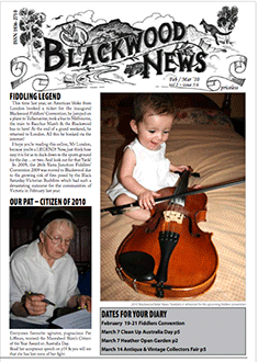 February March 2010 cover