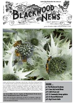 August September 2011 cover
