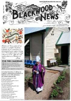 Dec2011/Jan2012 The Blackwood Times cover