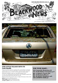 February March 2011 cover