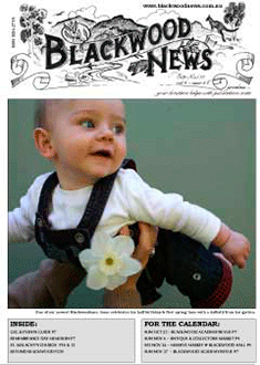 October November 2011 cover
