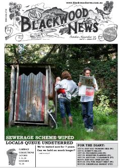 October November 2012 cover