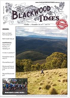 October November 2015 cover