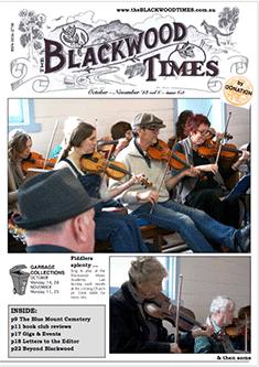 October November 2013 issue