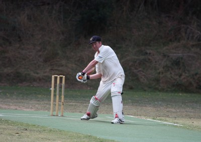 Blackwood Cricket Club Pink Stumps 2016 courtesy Peter Donnelly