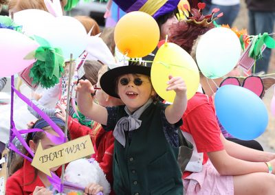 2016 Easter parade & carnival