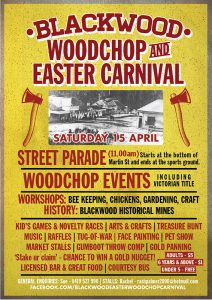 2017 Blackwood Easter Carnival
