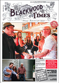 The Blackwood Times (Vic) FebMar17 issue