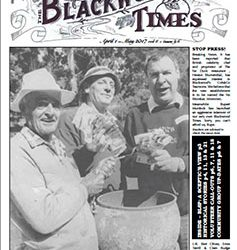 Easter Blackwood Times out now (AprMay17)