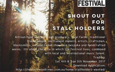 Stallholders Wanted