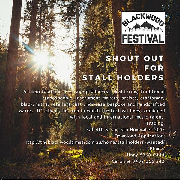 Blackwood Festival